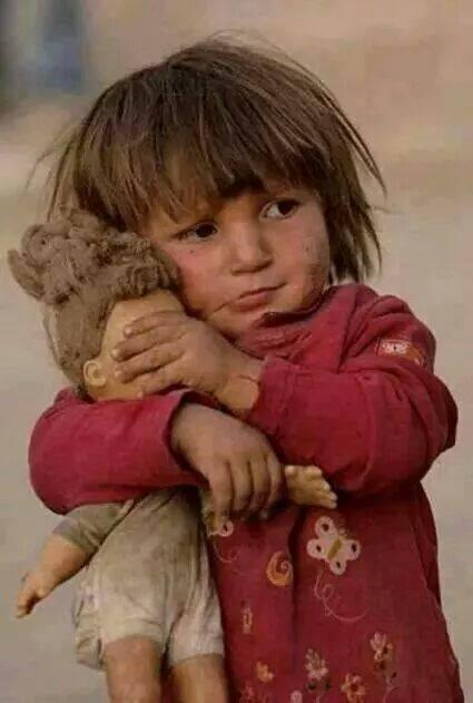 niña Gaza